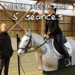 Cheval mécanique : cycle de...