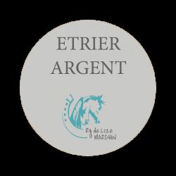 Etrier Argent