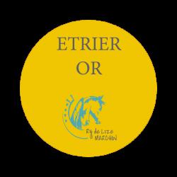 Etrier or